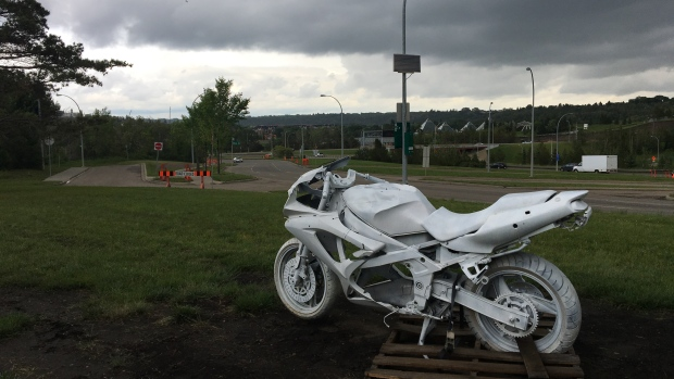 Speed a factor in fatal motorcycle crash: police | CTV News