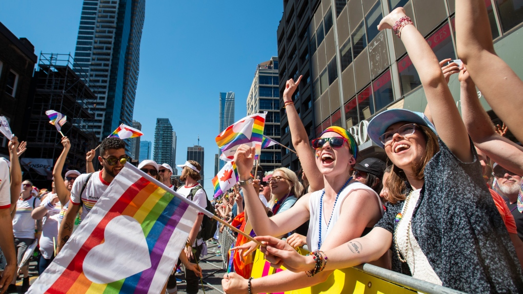 Pride Toronto sorry for land acknowledgment