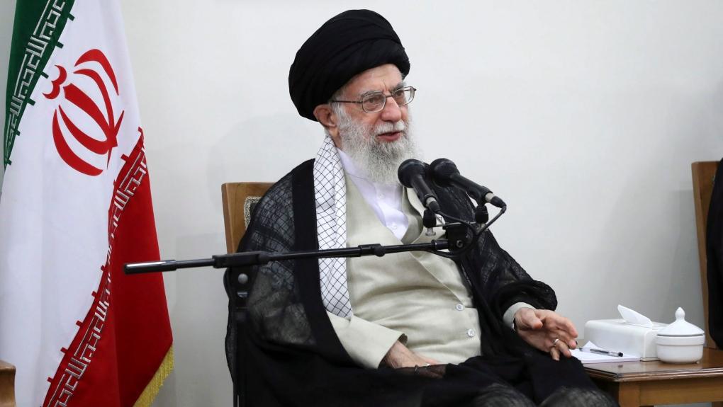 Iran says talks with U.S. impossible; U.S. says it wants talks