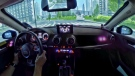 Drive Lab has the ability to simulate all kinds of adverse driving conditions.