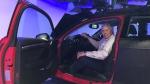 Self-driving car simulation