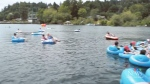 Record attempt on Cowichan river meets resistance