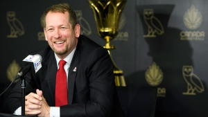 CTV National News: Nick Nurse to coach Team Canada