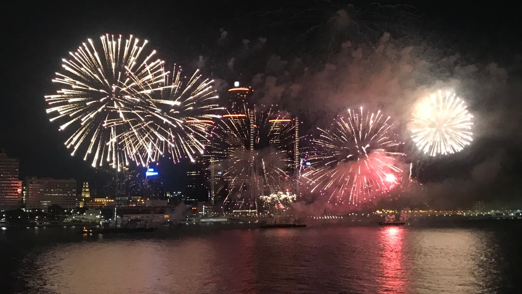 Ford Fireworks deliver more pyrotechnics than ever before
