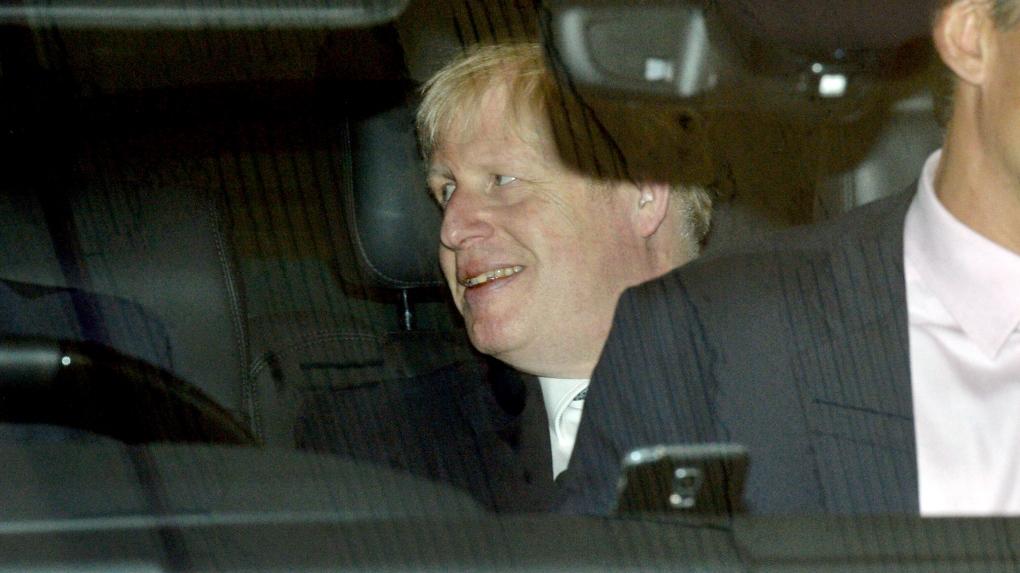 Boris Johnson fails to answer questions on private quarrel