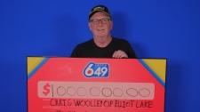 Craig Woolley of Elliot Lake (OLG)