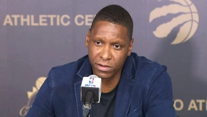 Ujiri confirms he plans to stay in Toronto