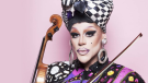 Thorgy Thor teamed up with conductor Daniel Bartholomew-Poyser for a show that starts at 8 p.m. at the Orpheum Theatre. (Photo from VSO)