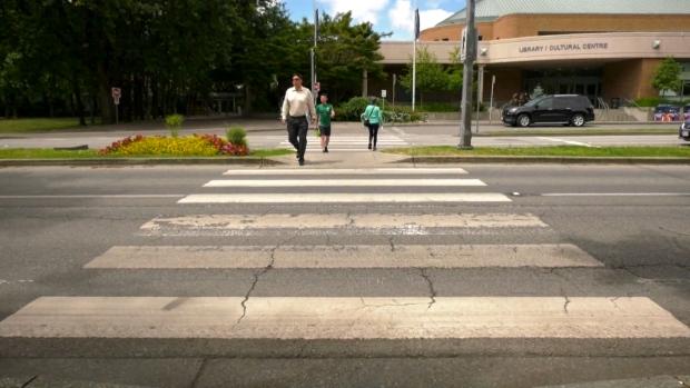 richmond crosswalk