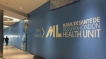 The planned new location for the Middlsex-London Health Unit inside Citi Plaza is seen in London, Ont. on Tuesday, June 25, 2019. (Gerry Dewan / CTV London)
