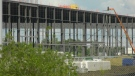 Construction of the Amazon fulfilment centre at Nisku is expected to be completed by mid-2020.