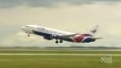 Woman wants compensation following flight change