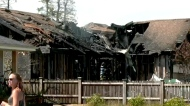 Suspicious fire destroys Campbell River home