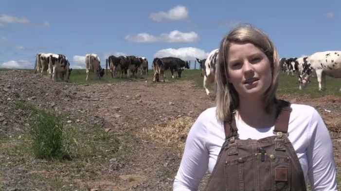 """It's really a misrepresentation of our character,"" said dairy farmer Veronica Vermeulen. ""It's not who we are as farmers, it's not who we are as people and, in a lot of ways, it feels like it's not fair."""