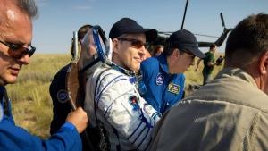 CTV National News: Adjusting to life back on Earth