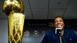 CTV National News: Ujiri puts rumours to rest