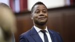 Cuba Gooding Jr. appears in criminal court in New York, on June 13, 2019. (Alex Tabak / The Daily News via AP, Pool)
