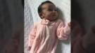 U.S. officers rescue newborn from plastic bag