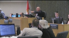 VIDEO: Several contentious issues have been deferred at Tuesday night's Sudbury city council meeting. Ian Campbell reports.