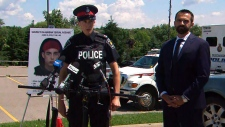 Police update on sexual assault in Aurora, Ont.