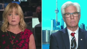 Full interview: Minister Carr on China's meat ban