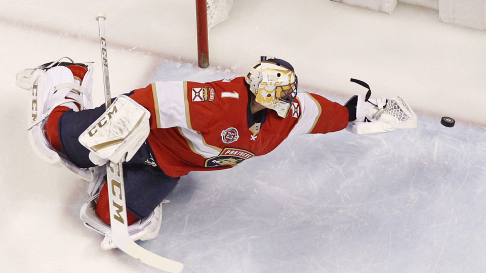 I Made Up My Mind Roberto Luongo Retires From Nhl After 19 Seasons