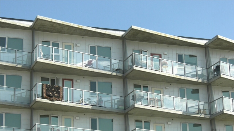 New affordable housing unit opens in Edmonton.