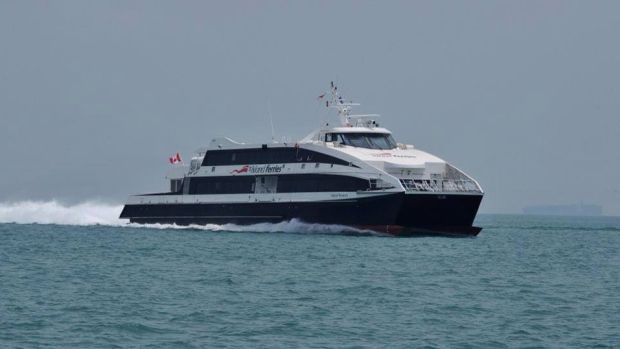 Nanaimo to Vancouver foot-passenger ferry delayed again | CTV News