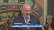 $10M in grants for mental health care in B.C.