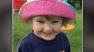 2-year-old Grace Willis.