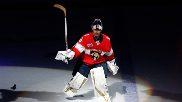 Goalie Roberto Luongo Retires After 19 Nhl Seasons Ctv News