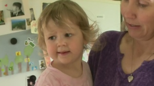 Ottawa toddler diagnosed with Lyme Disease