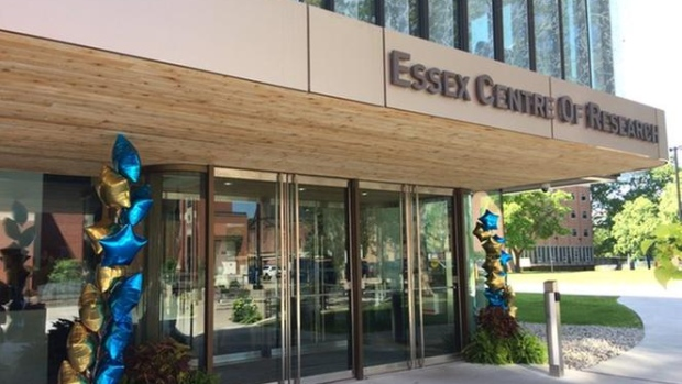 Essex Centre of Research