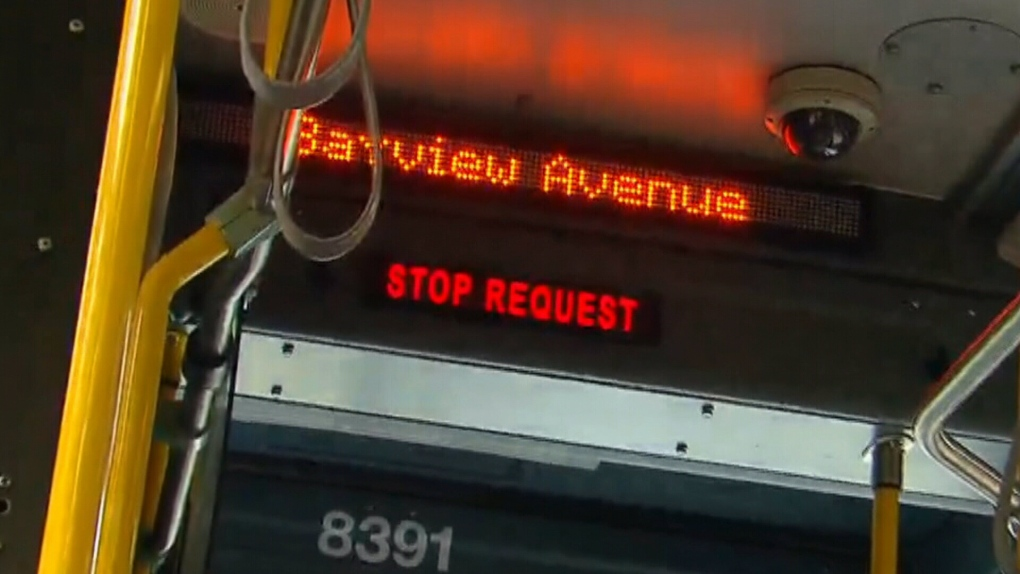 Botched pronunciation of 'avenue' aboard TTC buses now fixed