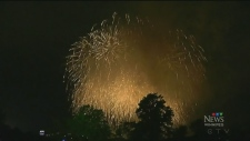 What to know when setting off fireworks