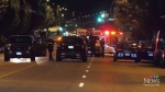 Chaotic night keeps police scrambling