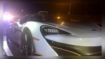 West Van impounds speeding supercar