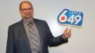 Lorne Nakonechny of Edmonton won nearly $15M on Lotto 6/49 June 15 draw. (Photo Courtesy: WCLC)
