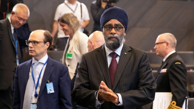 Canadian defence minister urges 'de-escalation' of U S -Iran
