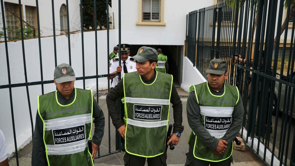 Morocco murders