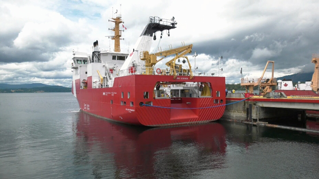 CCGS Franklin
