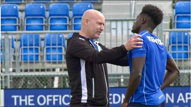 Things are looking up for FC Edmonton after a pair of wins and the team's first home goal in the CPL.