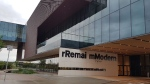 The Remai Modern art gallery. (Emily Renaud photo)