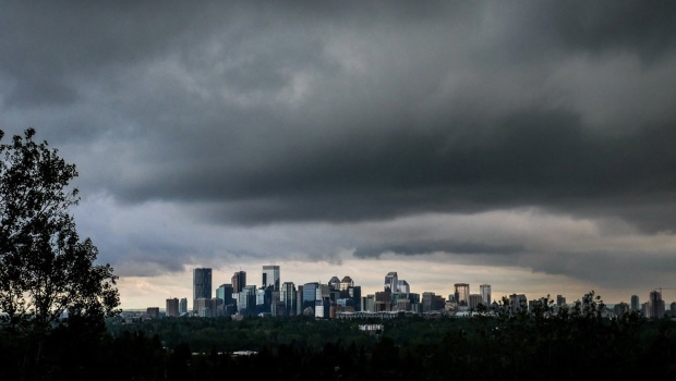 Severe thunderstorm watch in place for Montreal area this evening