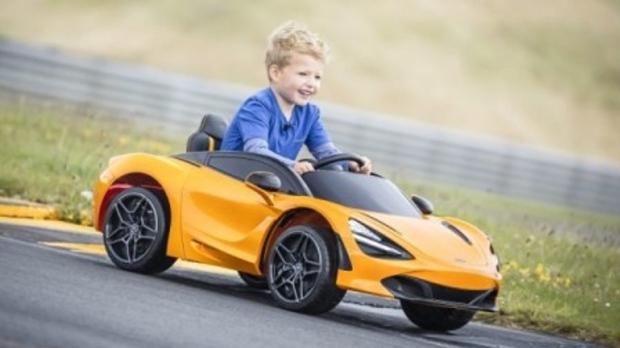 mclaren kids car