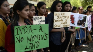 India has seen several major protests following high-profile rape cases in recent years but its record on sexual crime against women remains abysmal, particularly in rural areas where most of the population lives. (AFP)