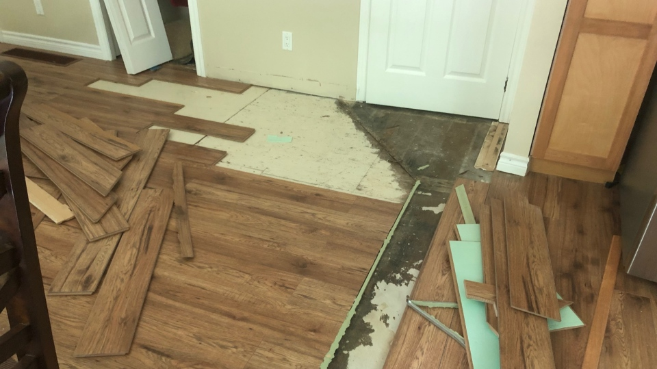 Mould floors