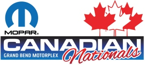 Mopar Canadian Nationals logo