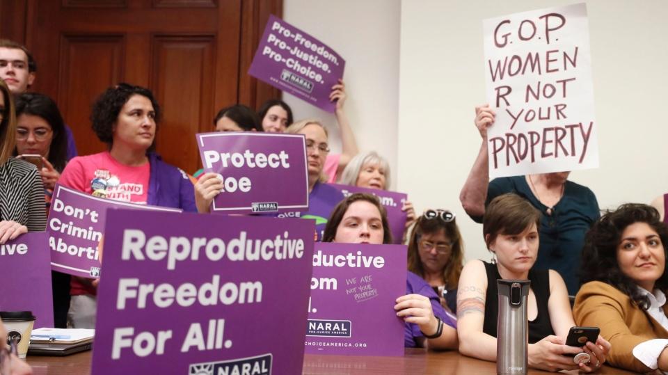 pro-choice georgia abortion ban