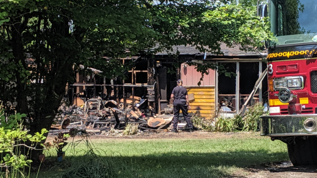 Six Nations house fire appears to be suspicious: fire officials